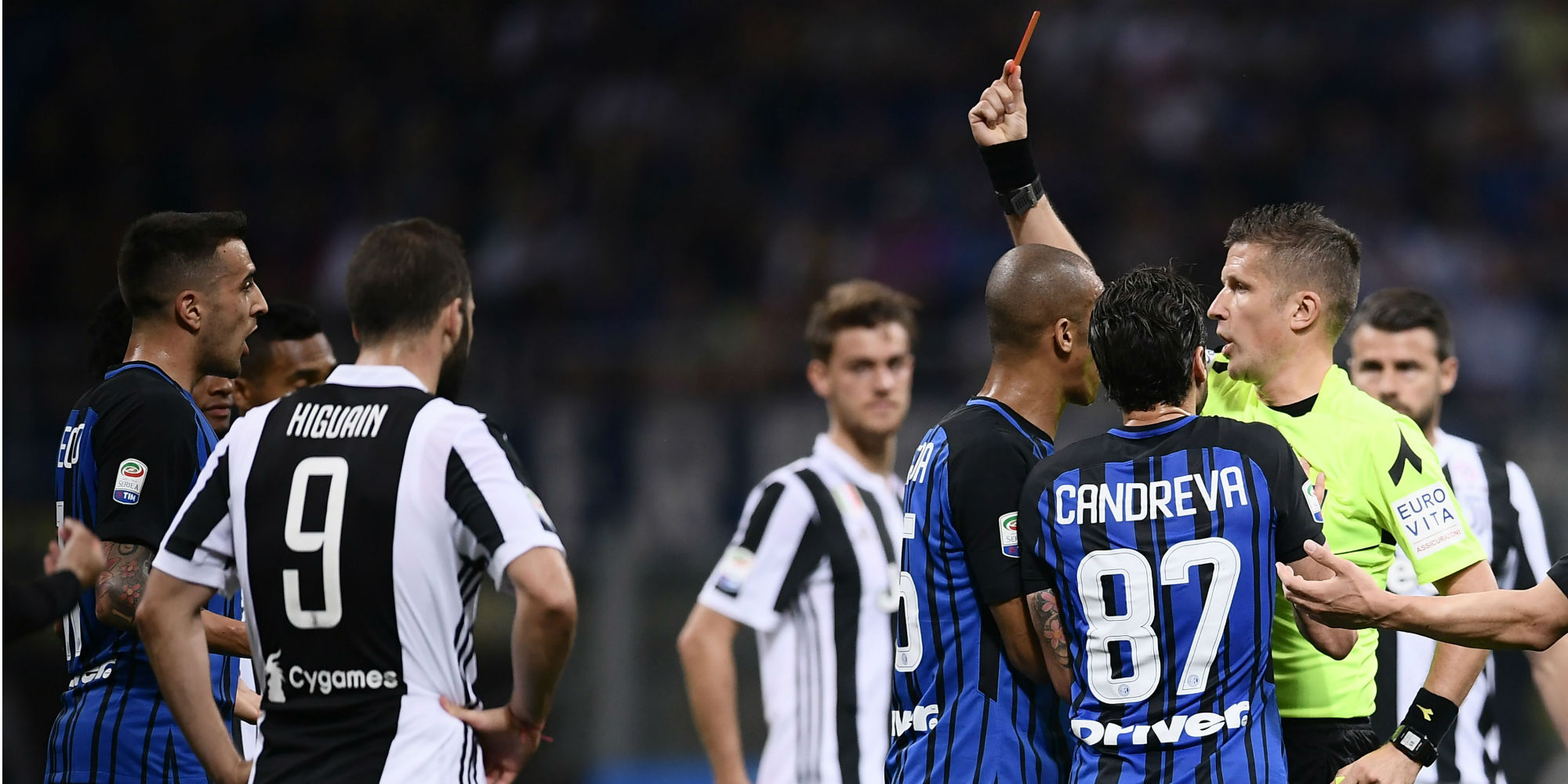 Inter-Juventus, Spalletti: