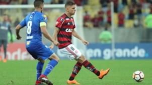 Cuellar Flamengo x Cruzeiro Libertadores Maracanã 09 08 18