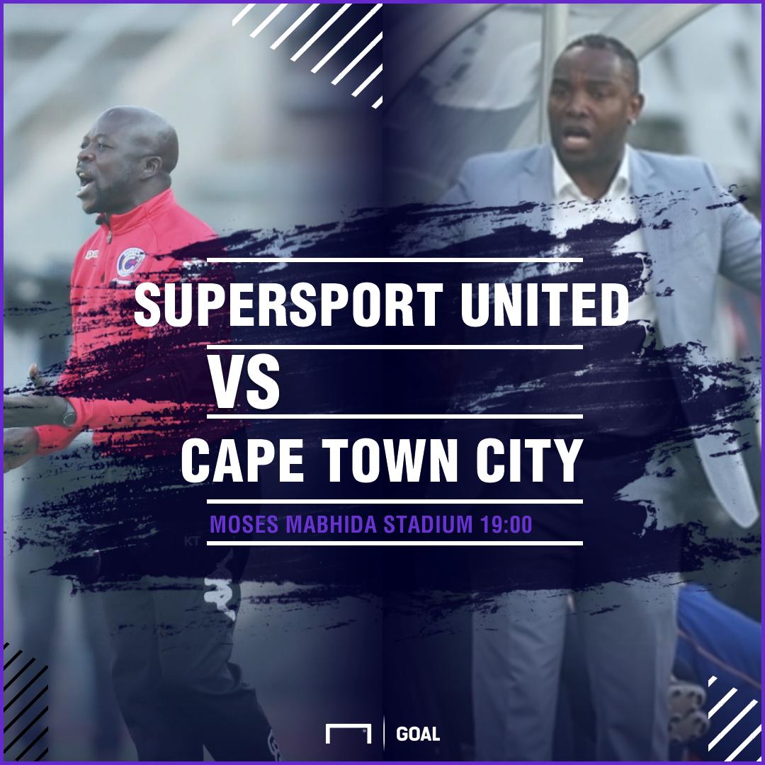 SuperSport United v Cape Town City