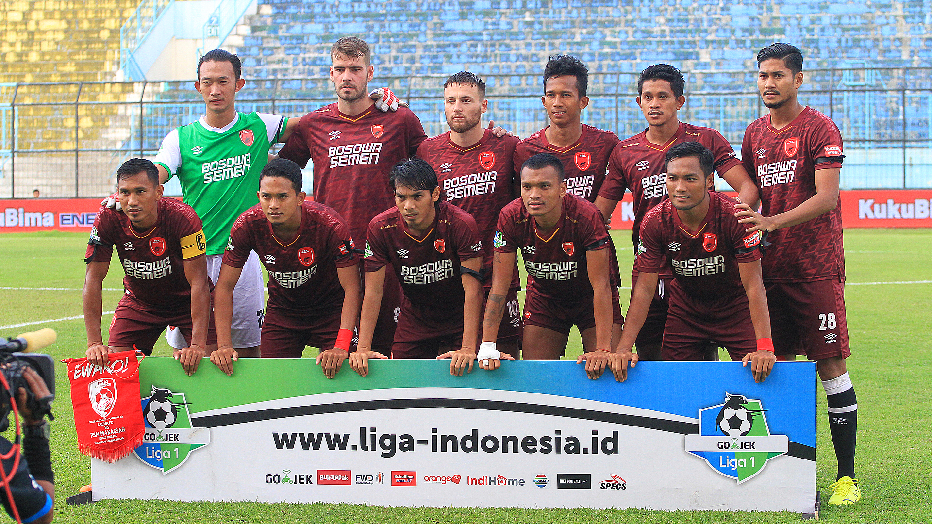 Berita Piala Indonesia Sidrap United Mundur Psm Makassar Menang Walk Over Goal Com
