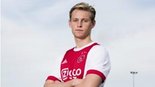 Frenkie de Jong, Ajax, 10262017
