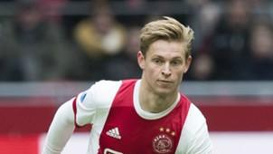 Frenkie de Jong, Ajax - Twente, Eredivisie 02112018