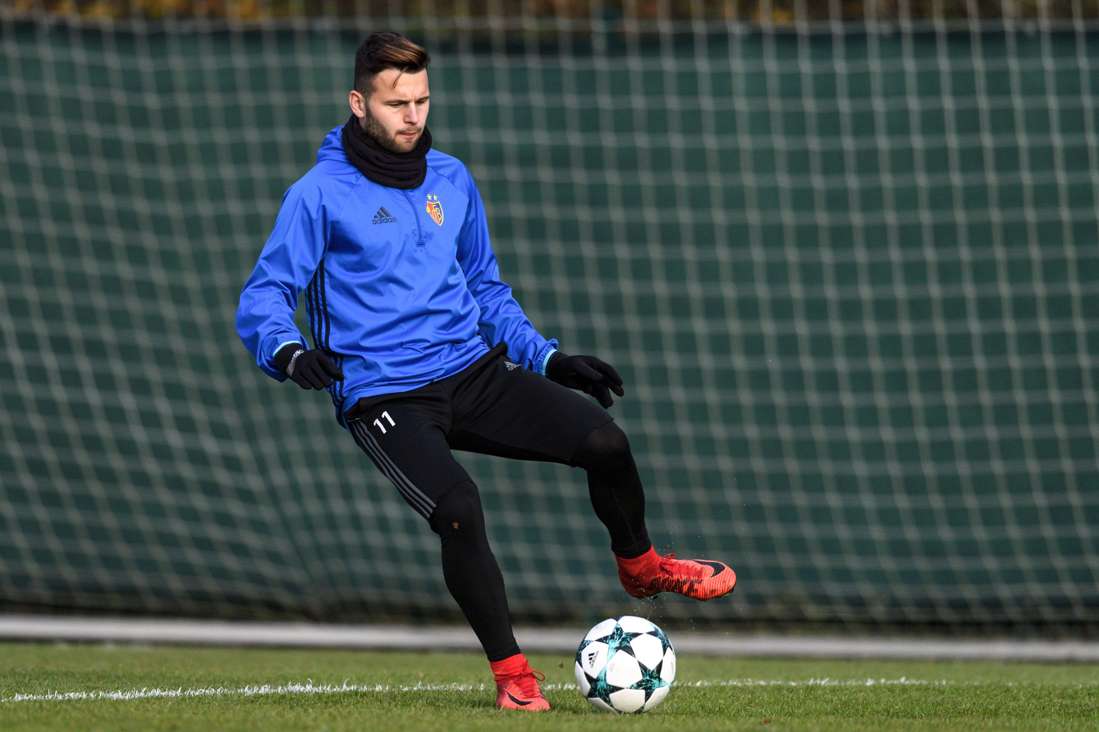 Schnäppchen aus Basel Wolfsburg: Steffen kommt als Gomez-Ersatz!