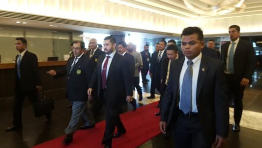 Tunku Ismail Sultan Ibrahim, FAM Congress, 25/04/2017