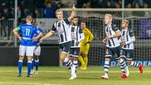Vincent Vermeij FC Den Bosch - Heracles Almelo KNVB Beker 09252018