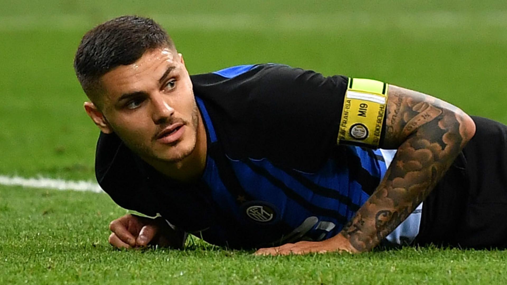 Mauro Icardi Inter 2017-18