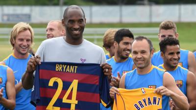 Kobe Bryant Barcelona