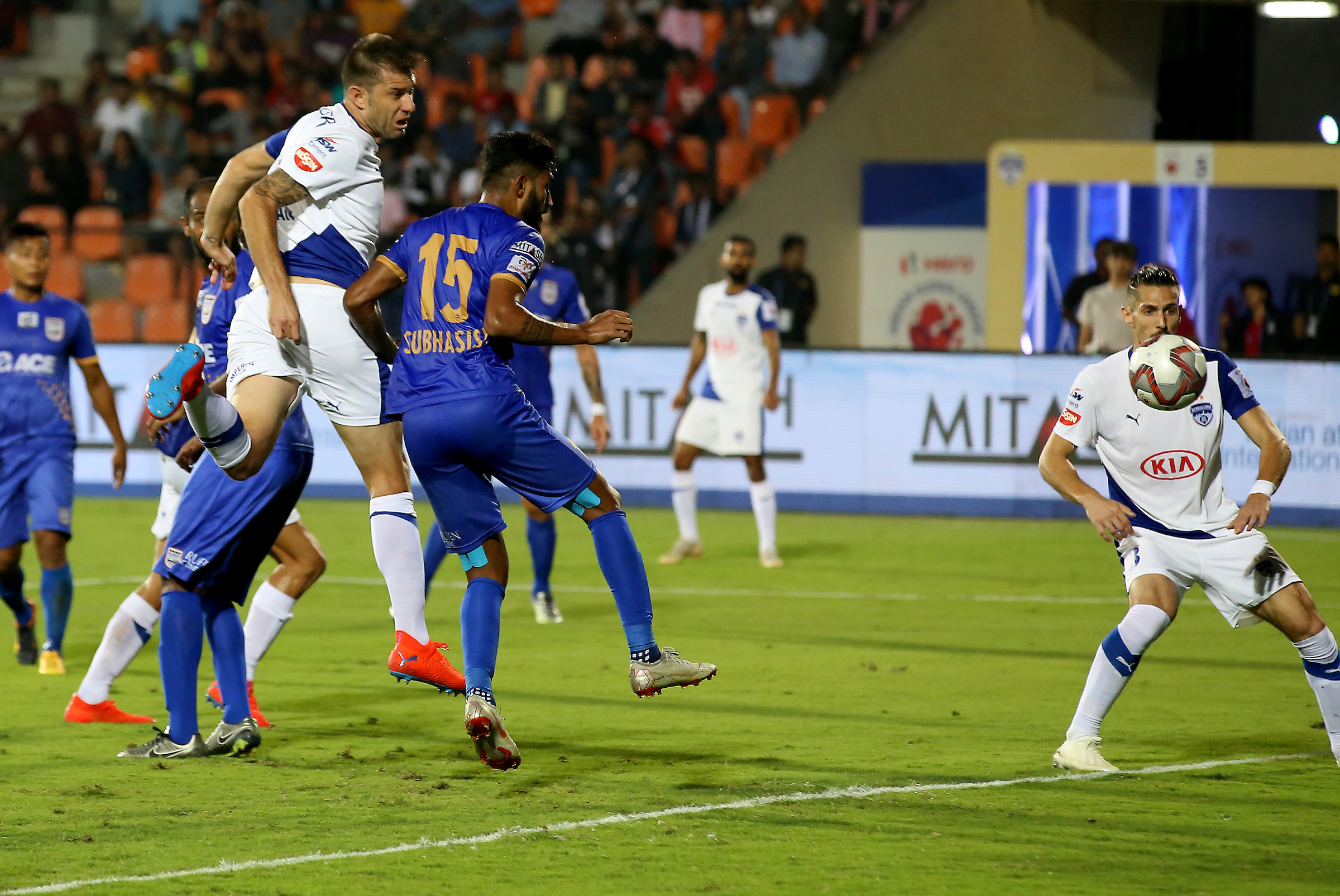 Mumbai City v Bengaluru, Indian Super League