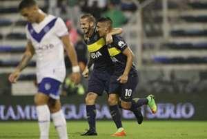 Boca Velez Campeonato Primera Division Fecha 19 09042017