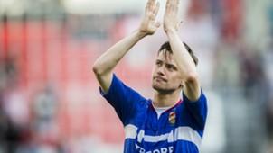 Erik Falkenburg, Willem II, Eredivisie 04092017
