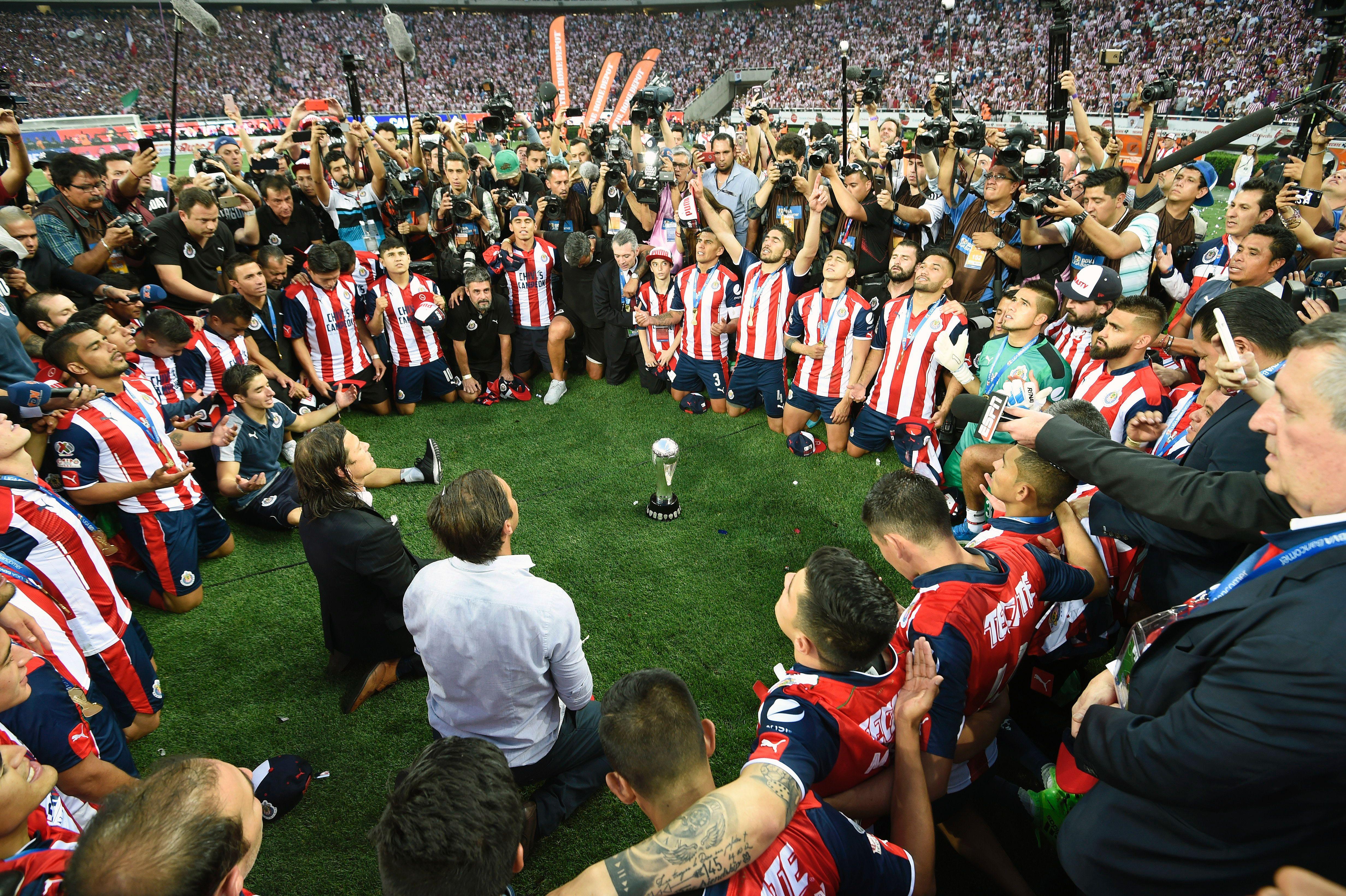 Chivas vs Tigres Liga MX
