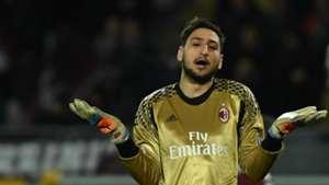 Gianluigi Donnarumma Milan Serie A