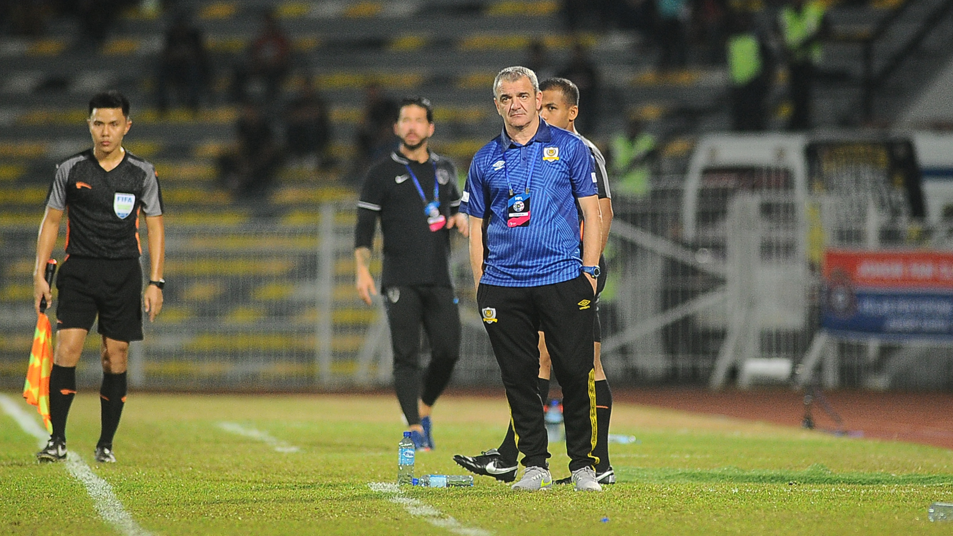 Mehmet Durakovic, Perak v Johor Darul Ta'zim, Malaysia Super League, 6 Jul 2019