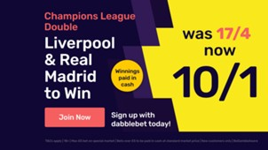 Liverpool Real Madrid HP double