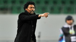 Cameroon coach Rigobert Song