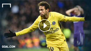 Neymar Videobutton