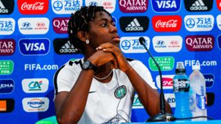 Asisat Oshoala - Nigeria