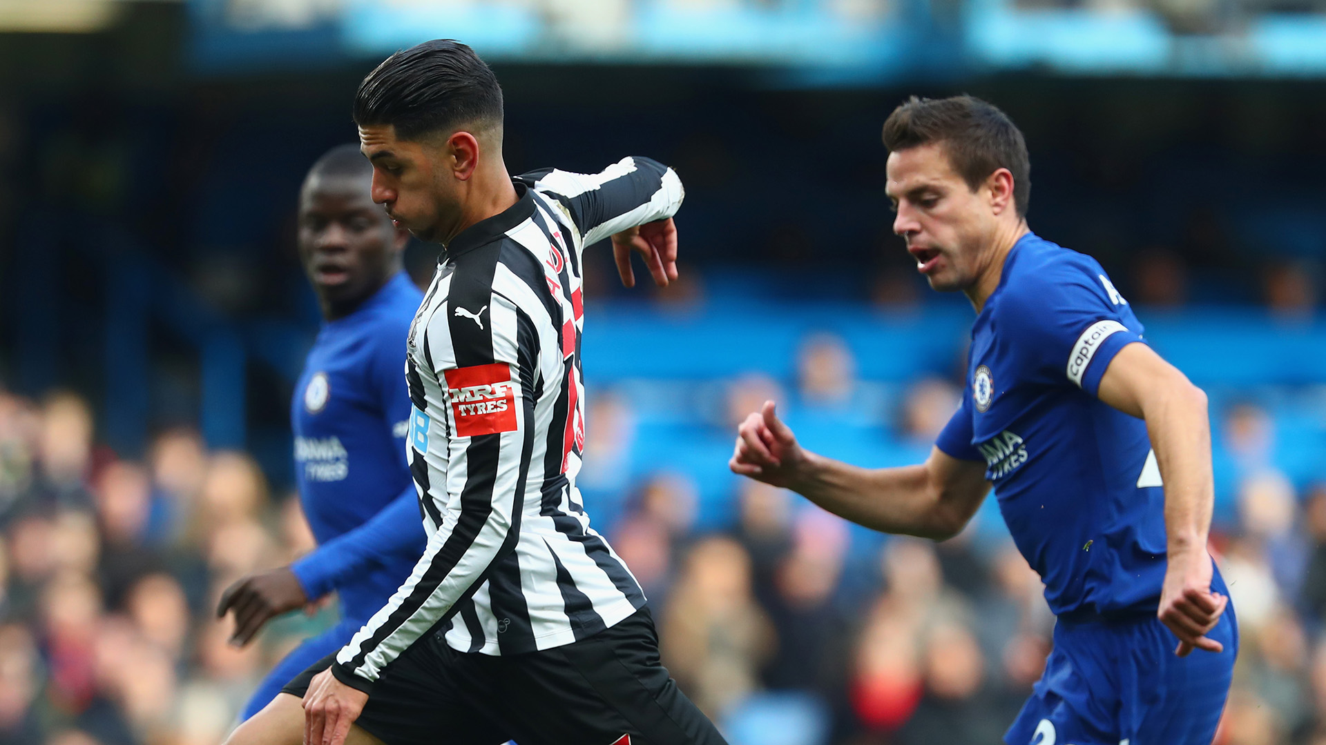 Ayoze Perez Chelsea Newcastle Premier League