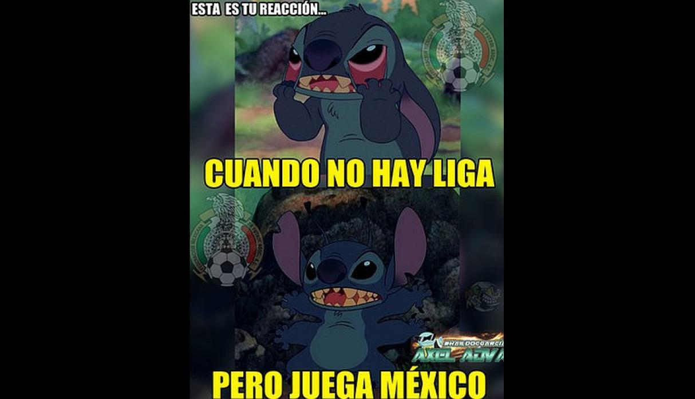 Memes México vs Costa Rica