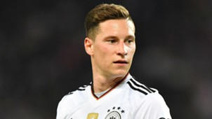 Julian Draxler Germany 2017