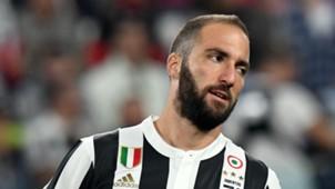 Gonzalo Higuain Juventus Serie A 23092017