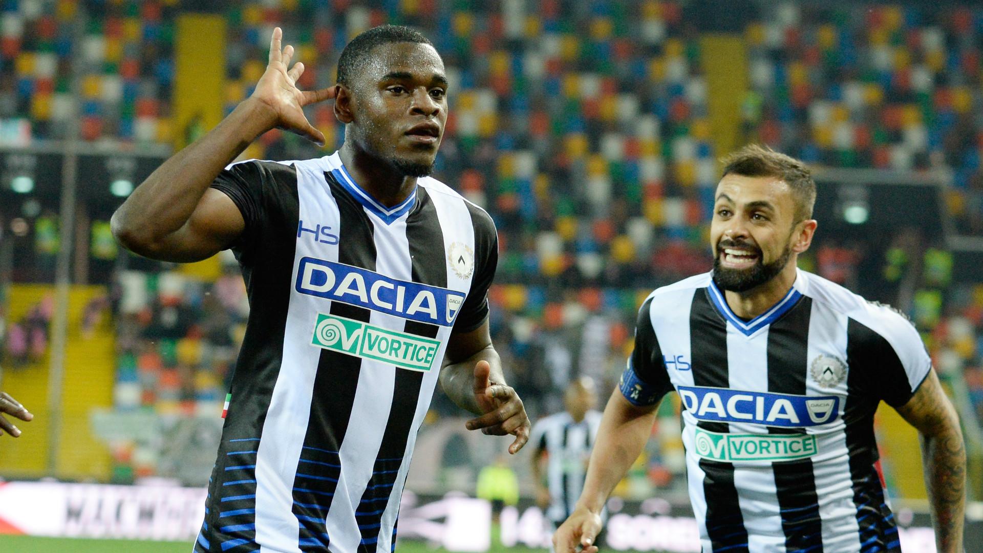 Duvan Zapata Udinese