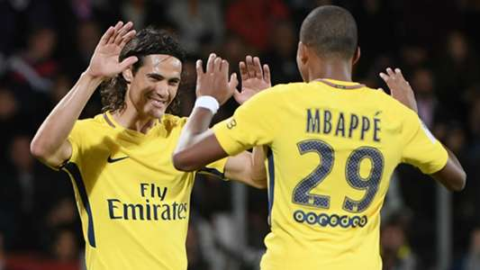 'We have a good understanding' - Cavani pleased after first match with Mbappe and Neymar