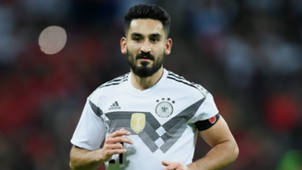 ILKAY GÜNDOGAN GERMANY 10112017