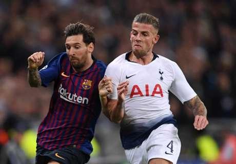 Barca vs. Tottenham: Alle Infos zur CL-Partie