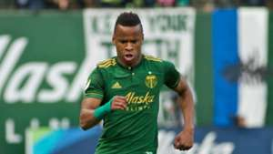 Jeremy Ebobisse MLS Portland Timbers 11032018
