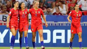 England USA women