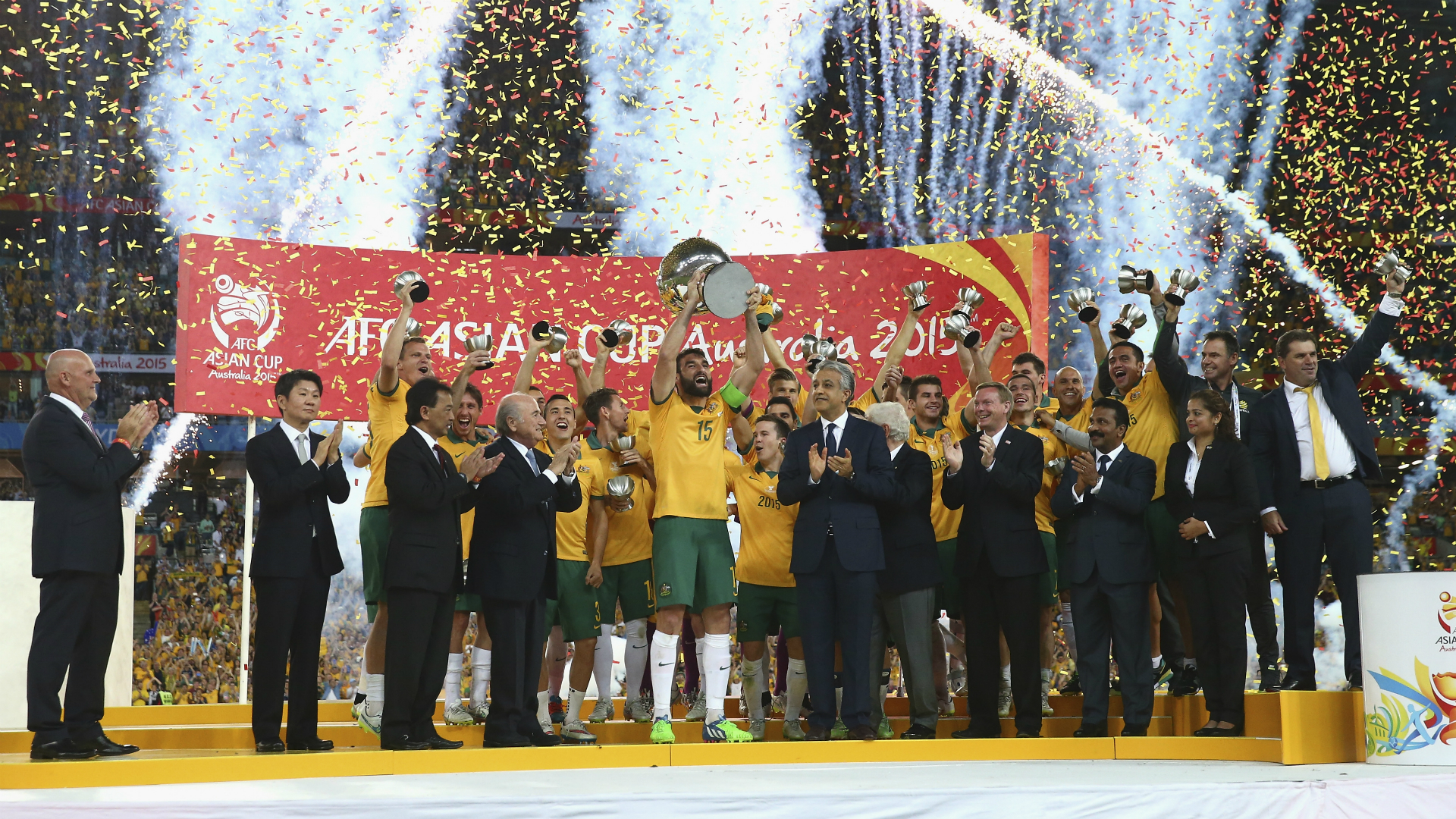 Socceroos Asian Cup 2015