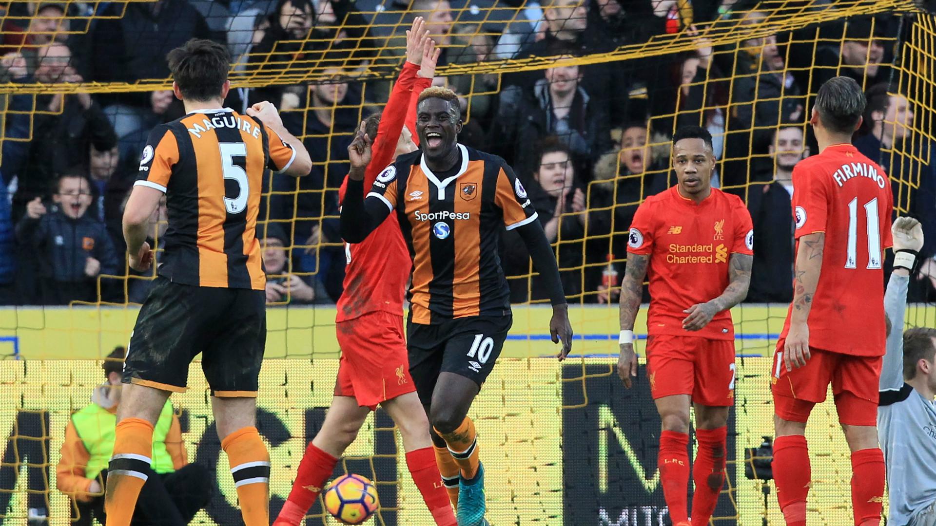 HD Liverpool Hull City