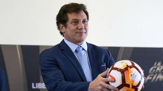 Dominguez Presidente CONMEBOL