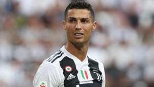 Cristiano Ronaldo Juventus Turin 2018