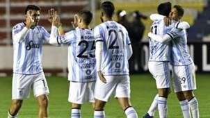 The Strongest Atletico Tucuman Copa Libertadores