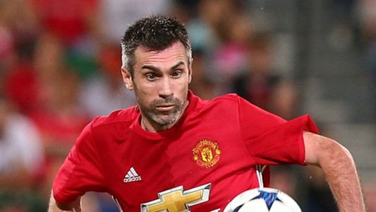 Keith Gillespie Manchester United