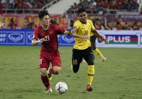 Report: Vietnam 2 Malaysia 0