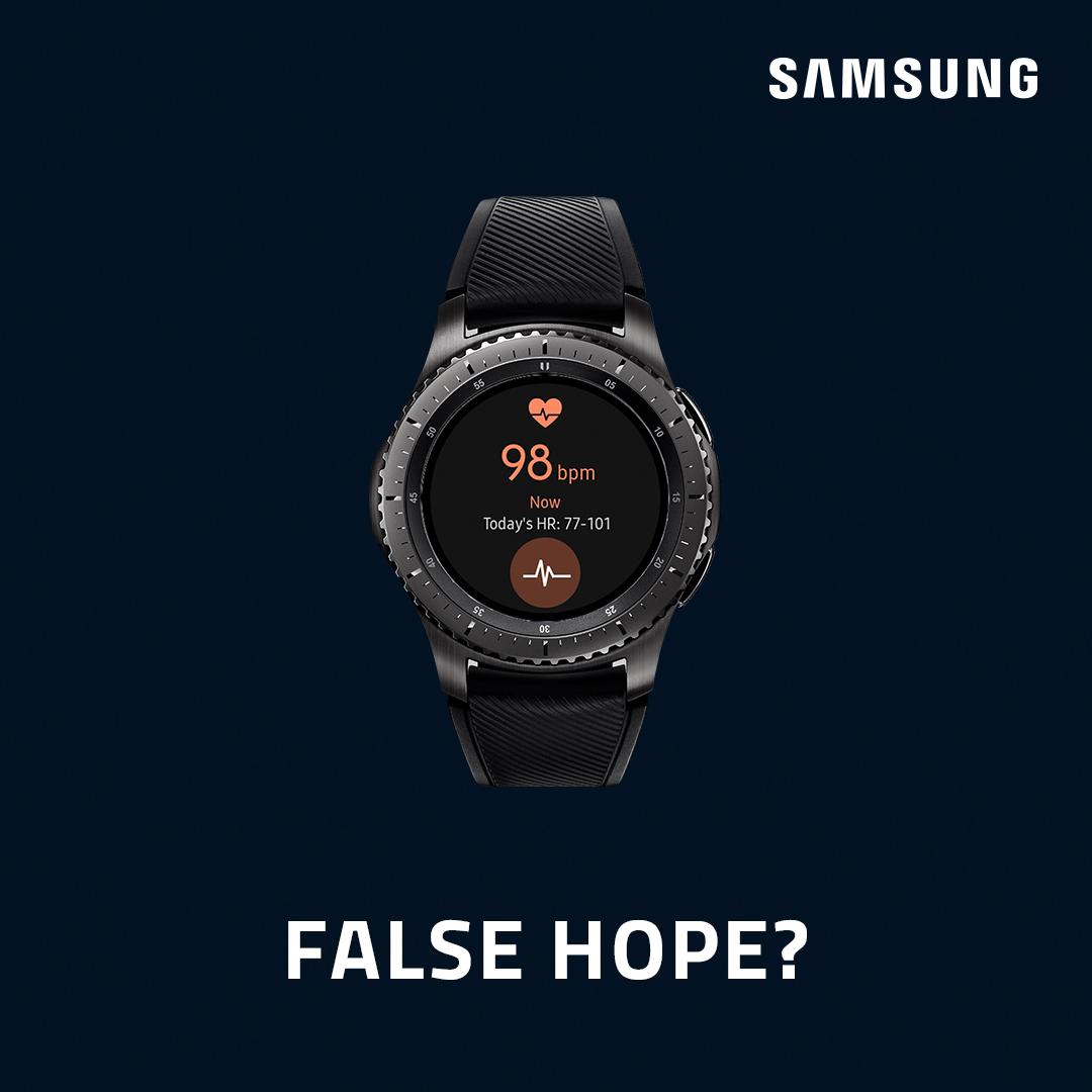 Samsung GFX False hope