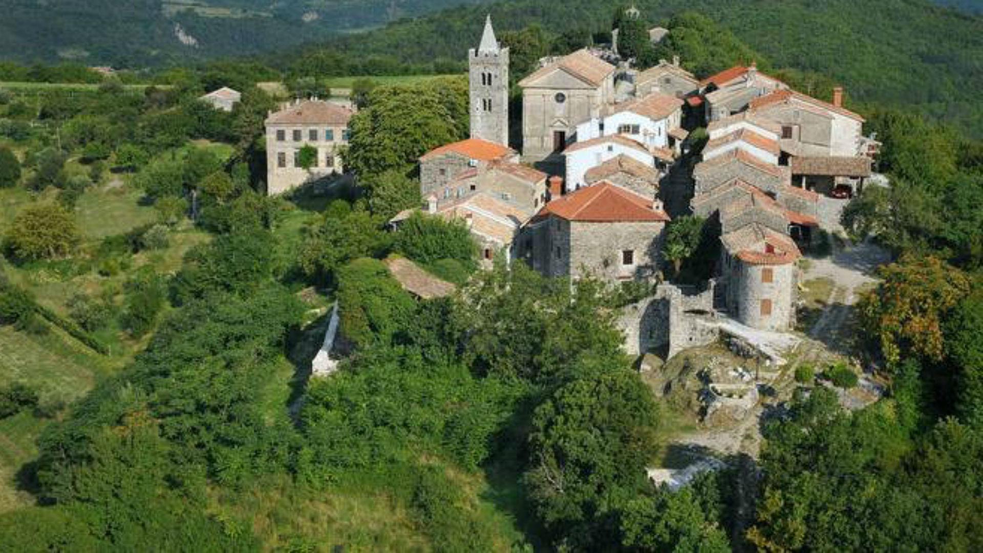 Hum, Croacia