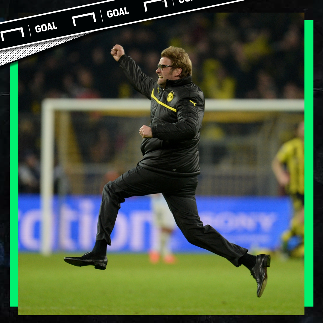 Jurgen Klopp Borussia Dortmund PS