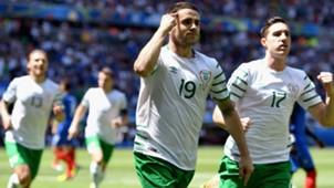 Robbie Brady France Ireland UEFA Euro 2016 26062016