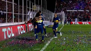 Patronato Boca Superliga 15102017