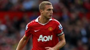Nemanja Vidic Manchester United 2010