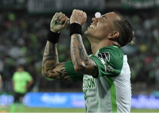 Dayro Moreno, a un paso de cerrar su llegada a Pumas