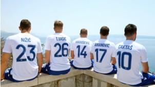 Hajduk new kit 2018