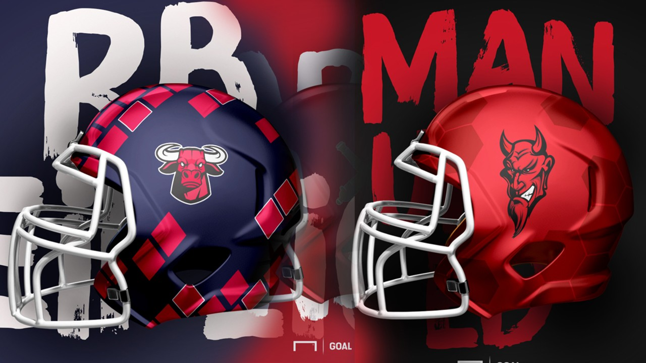 GFX Football Helmet Cover Slide