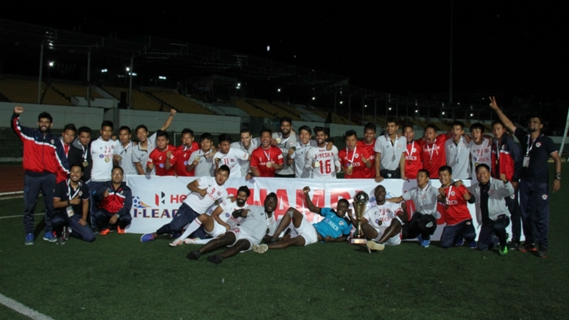 Aizawl FC 3
