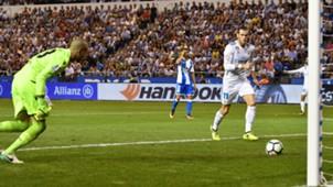 Gareth Bale Deportivo Real Madrid LaLiga 20082017