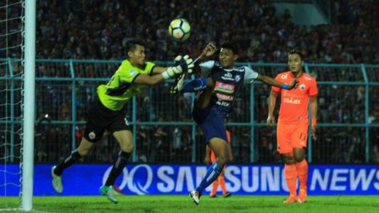 Dedik Setiawan - Arema FC & Shahar Ginanjar - Persija Jakarta